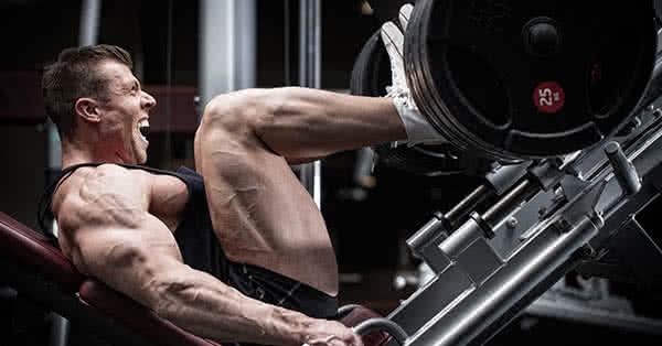 Creatine can make an athlete stronger.