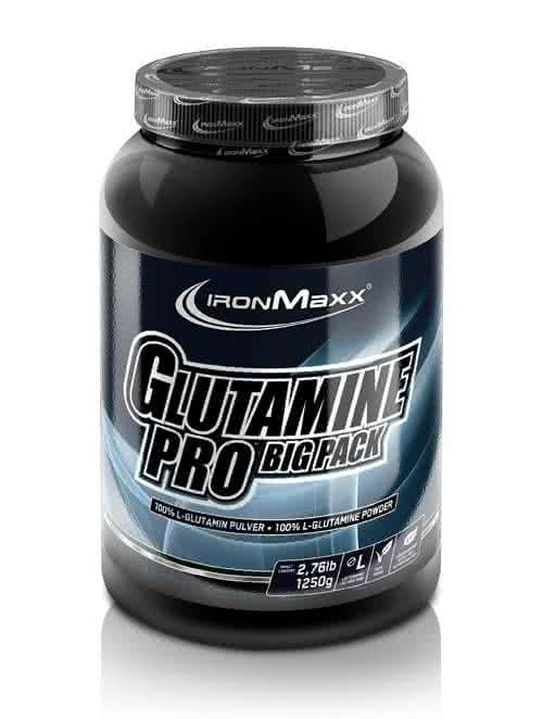 IronMaxx Glutamin Pro BigBox 1250 gr.