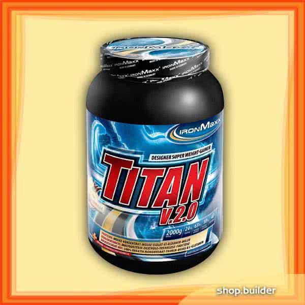 IronMaxx Titan v.2.0 2 kg