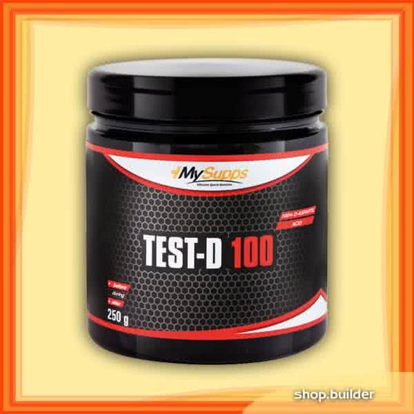 MySupps Test-D 100 250 gr.