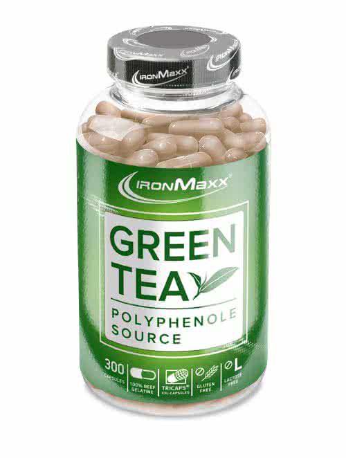 IronMaxx Green Tea 130 caps.