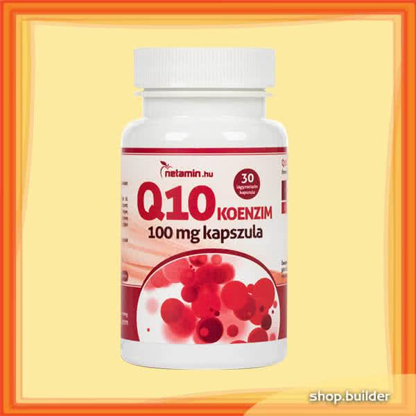 Netamin Q10 Coenzyme 30 caps.