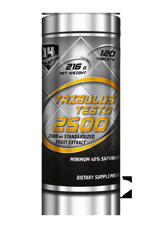 Superior 14 Tribulus Testo 2500 120 tab.