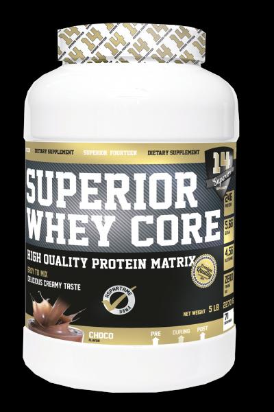 Superior 14 Superior Whey Core 2,27 kg