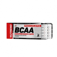 Nutrend BCAA Compressed (120 caps.)