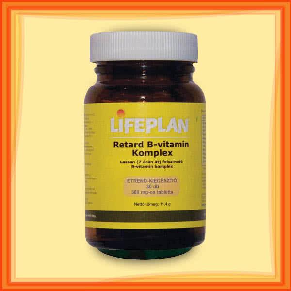 QuantumPharma Vitamin B Retard 30 caps.