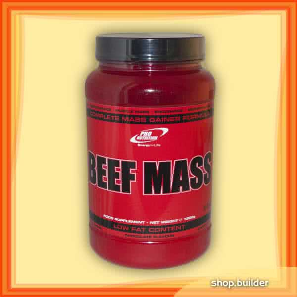 Pro Nutrition Beef Mass 1,2 kg