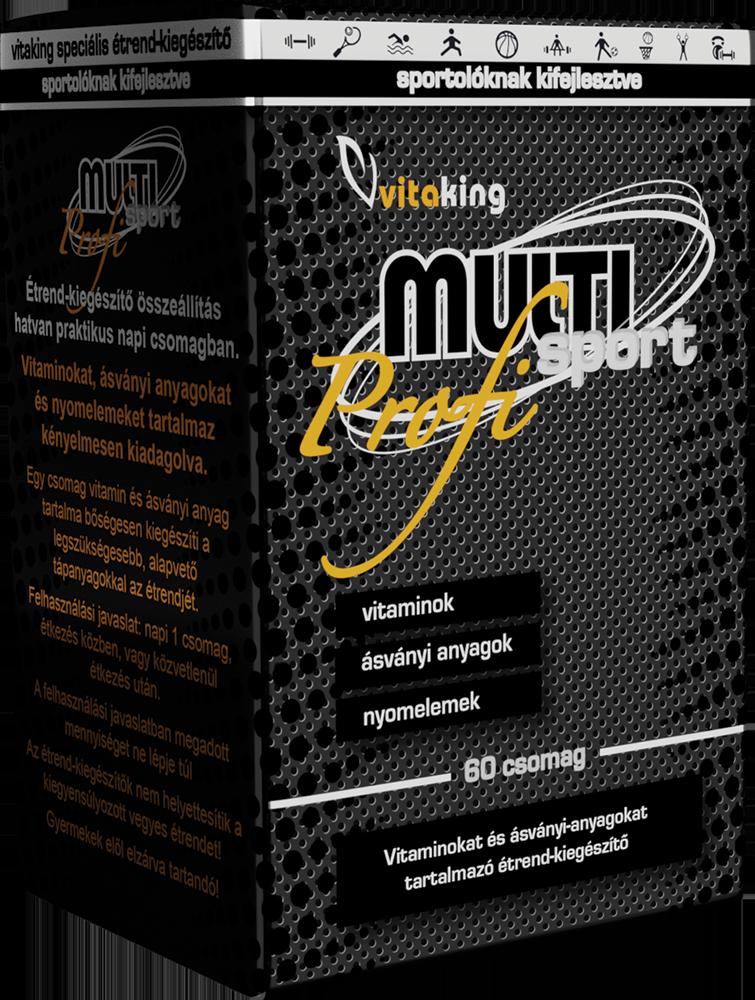 VitaKing Multi Sport Professional 60 pac.