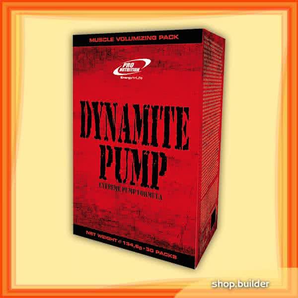 Pro Nutrition Dynamite Pump 30 pac.