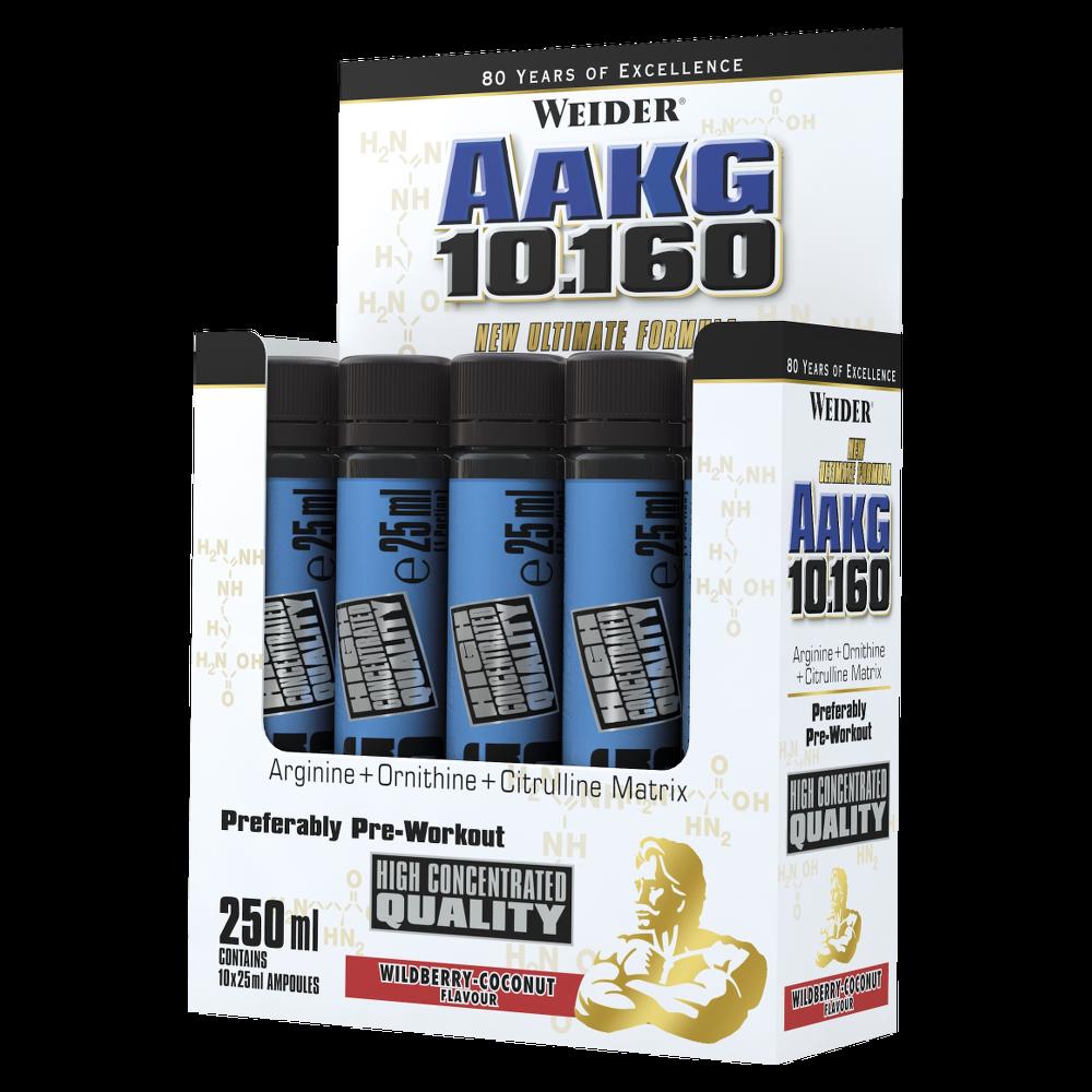 Weider Nutrition AAKG 10.160 10 amp.