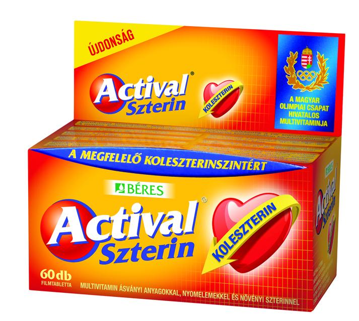 Beres Actival Szterin 60 tab.