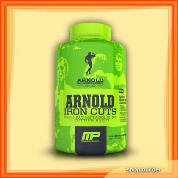 MusclePharm Arnold Schwarzenegger - Iron Cuts™ 120 caps.