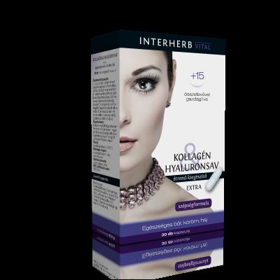 Interherb Collagen & Hyaluron EXTRA 30 caps.