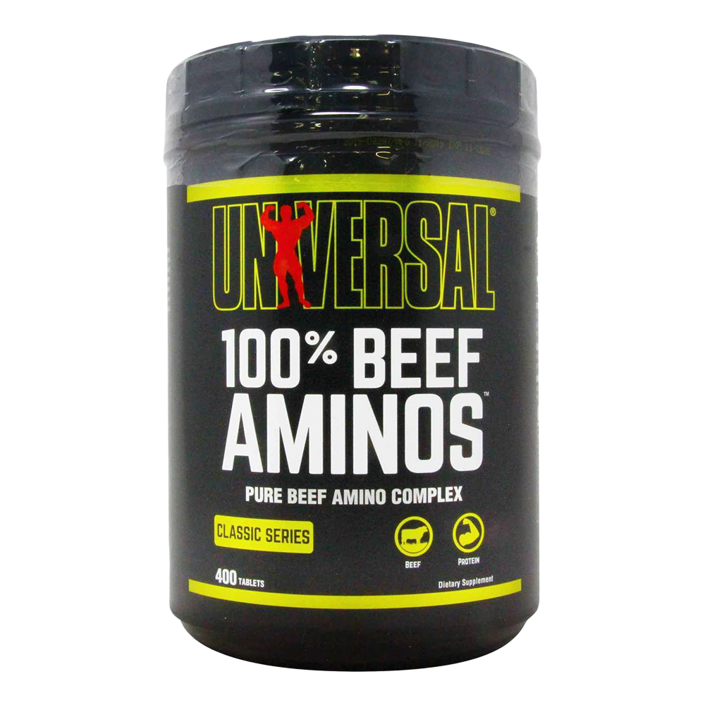 Universal Beef Aminos 400 tab.