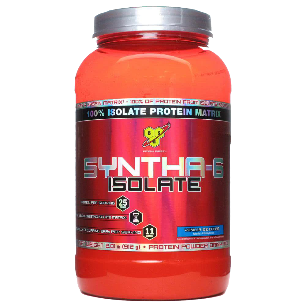 BSN Syntha-6 Isolate 0,908 kg