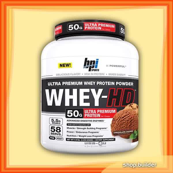 BPI Sports Whey-HD 2,04 kg