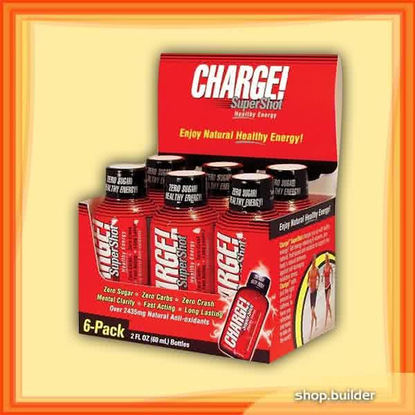 Labrada Charge Super Shot 6x75 ml