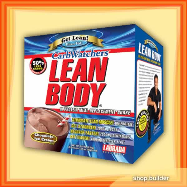 Labrada Lean Body CarbWatchers 20x65 g