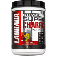 Labrada Super Charge Stim-Free (675 gr.)