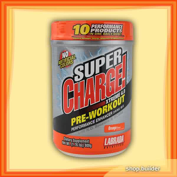 Labrada Super Charge Stim-Free 675 gr.