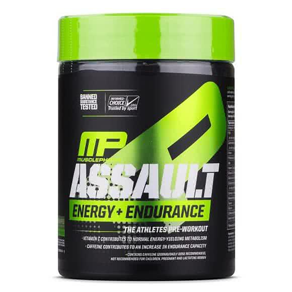 MusclePharm Assault 345 gr.