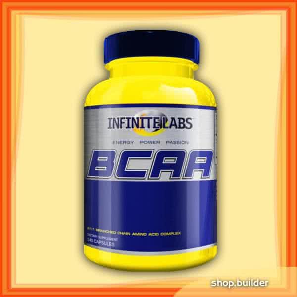 Infinite Labs BCAA 240 caps.