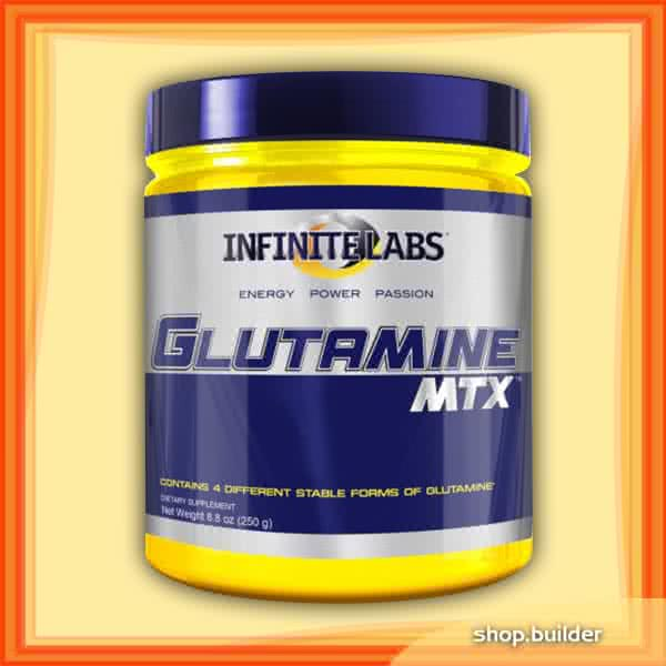 Infinite Labs Glutamine MTX Powder 250 gr.