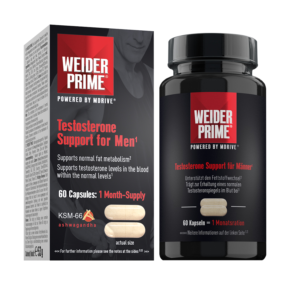 Weider Nutrition Prime 60 caps.