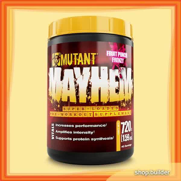 Mutant Mutant Mayhem 720 gr.