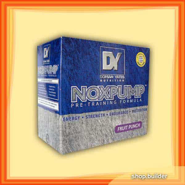Dorian Yates Nutrition NOXPump Sticks 30 pac.
