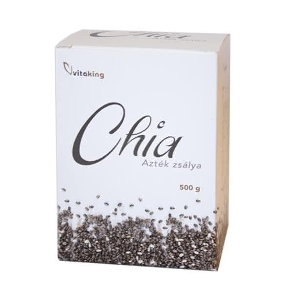 VitaKing Chia seed 0,5 kg