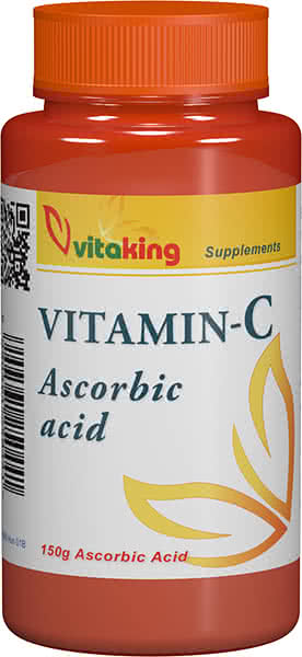 VitaKing Ascorbic Acid (Vitamin C) 150 gr.