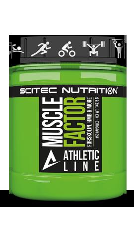 Scitec Nutrition Muscle Factor 150 caps.