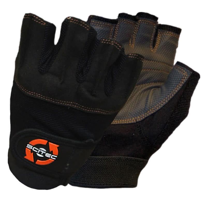 Scitec Nutrition Orange Style gloves pereche