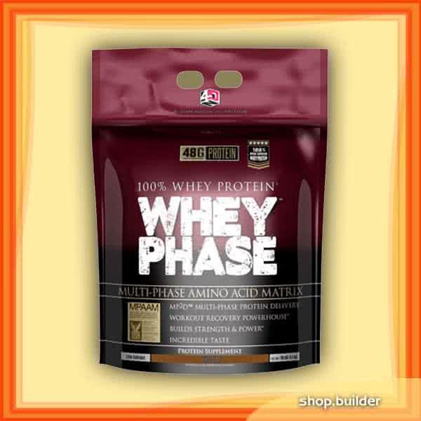 4DN USA Whey Phase 4,54 kg