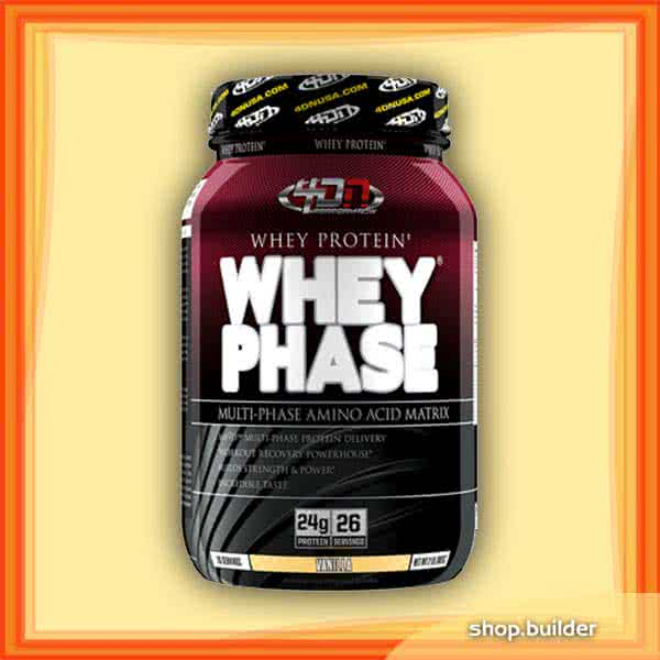 4DN USA Whey Phase 0,908 kg