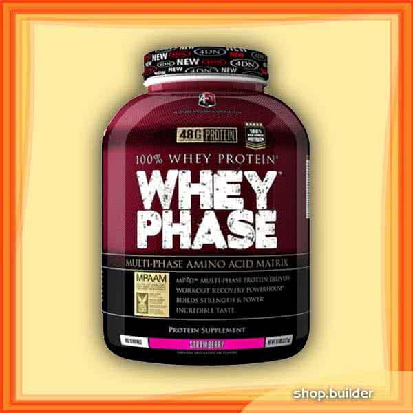 4DN USA Whey Phase 2,27 kg