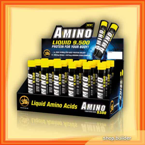 All Stars Amino 9500 18x25 ml
