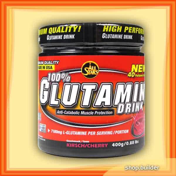 All Stars Glutamin Drink 400 gr.