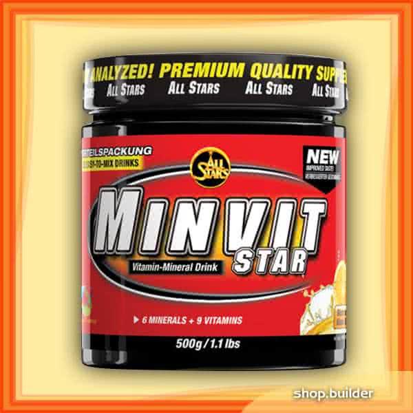 All Stars MinVit Star 500 gr.
