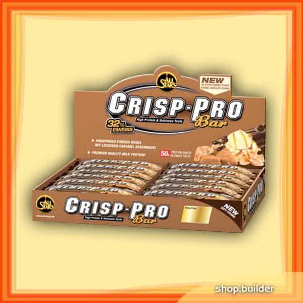 All Stars Crisp Pro Bar 24x50 g