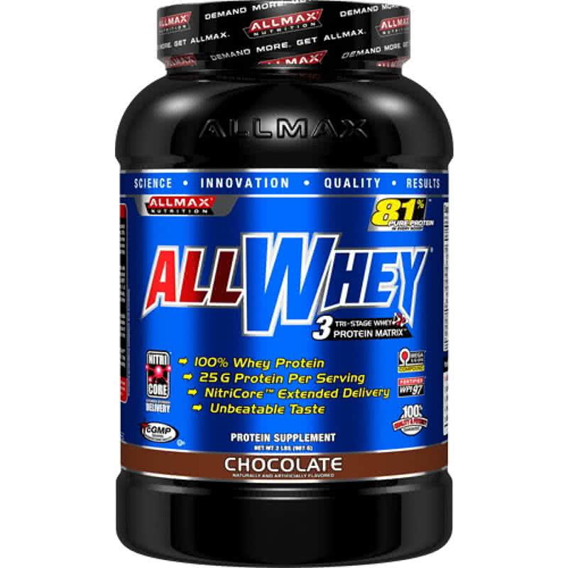AllMax Nutrition AllWhey 0,908 kg