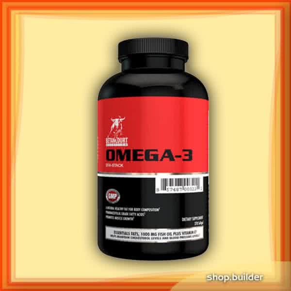 Betancourt Nutrition Omega-3 270 caps.