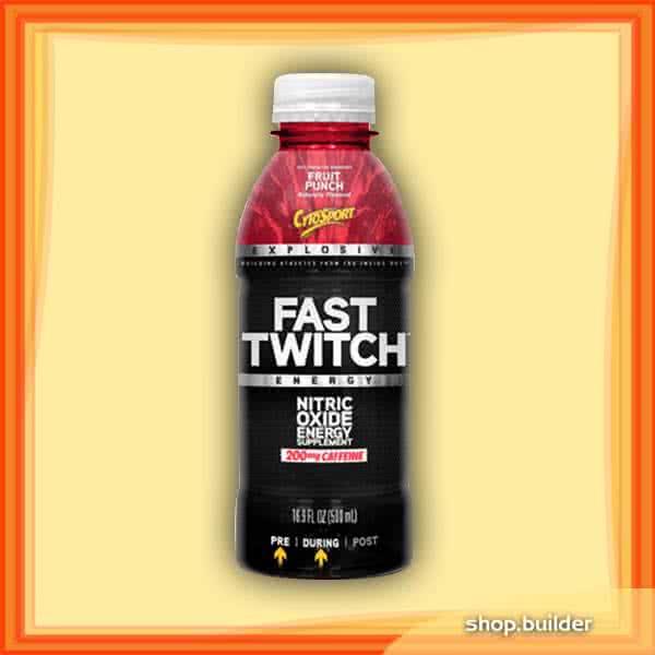CytoSport Fast Twitch RTD 12x500 ml