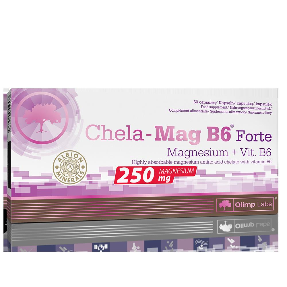 Olimp Sport Nutrition Chela-Mag B6 Forte 60 caps.