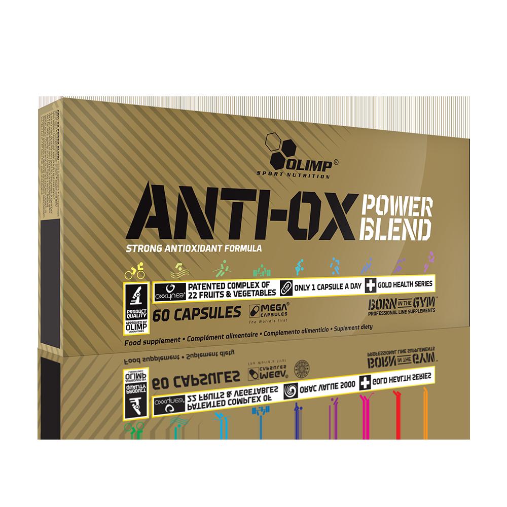 Olimp Sport Nutrition Anti-Ox Power Blend 60 caps.
