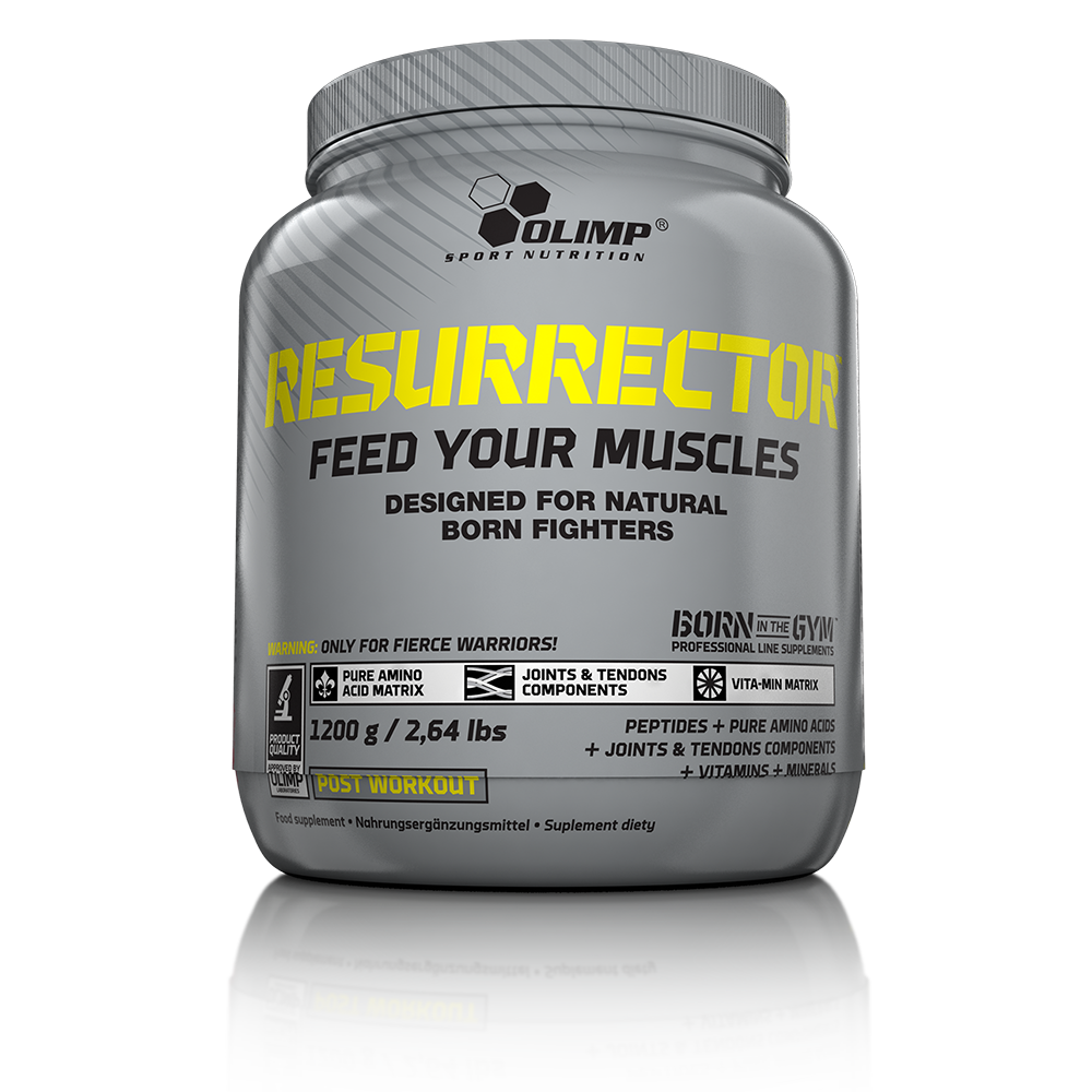 Olimp Sport Nutrition Resurrector 1,2 kg