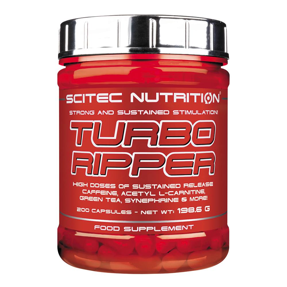 Scitec Nutrition Turbo Ripper 200 caps.