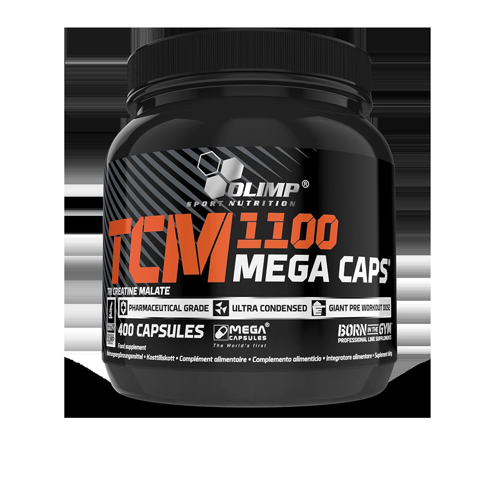 Olimp Sport Nutrition TCM Mega Caps 400 caps.