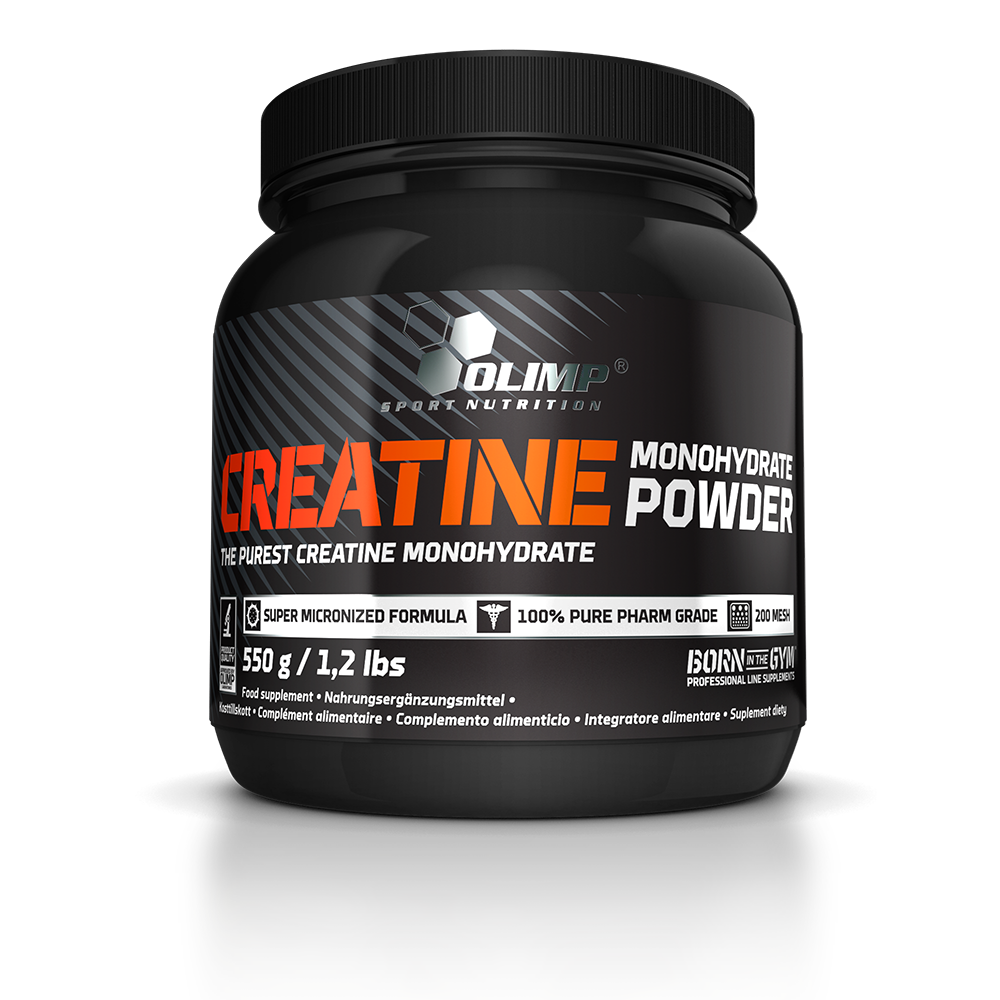 Olimp Sport Nutrition Creatine Monohydrate 550 gr.